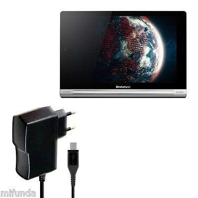 PARA LENOVO YOGA TABLET 10 HD+ CARGADOR RAPIDO MICRO USB 10W 2.0A QUICK CHARGER
