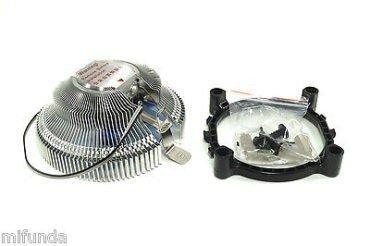 DISPADOR+VENTILADOR LED PARA CPU SOCKET 775 1156 AM2 AM2+ AM3 LED CPU FAN COOLER 1