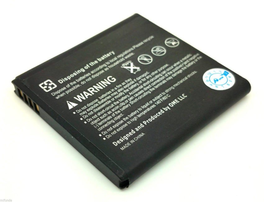BATERIA BA-S560 G17 PARA HTC Sensation / XE / XL / EVO 3D / TITAN LI-ION BATTERY 4