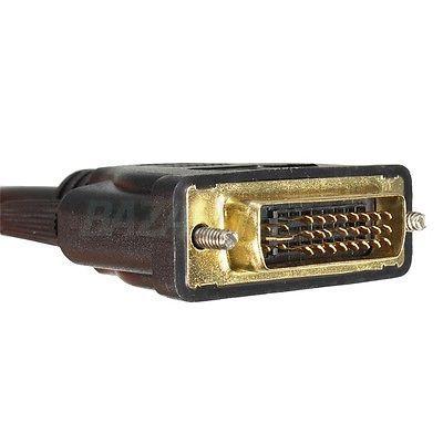 CABLE DVI-I 24+5 MACHO A VGA 15 PIN MACHO DE 1,5 m. PARA MONITOR PROYECTOR ETC 7