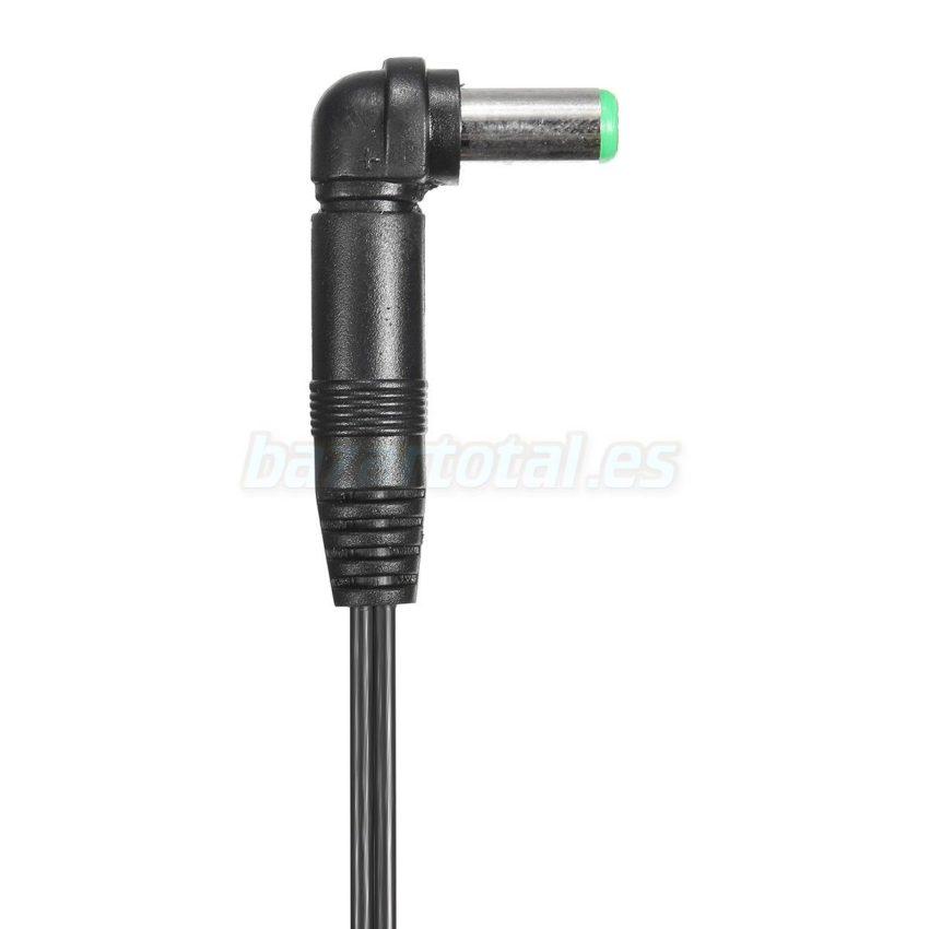 ALIMENTADOR UNIVERSAL DE RED 6 PIN+USB PARA 3/4.5/6/7.5/9/12V 30W POWER SUPPLY 4