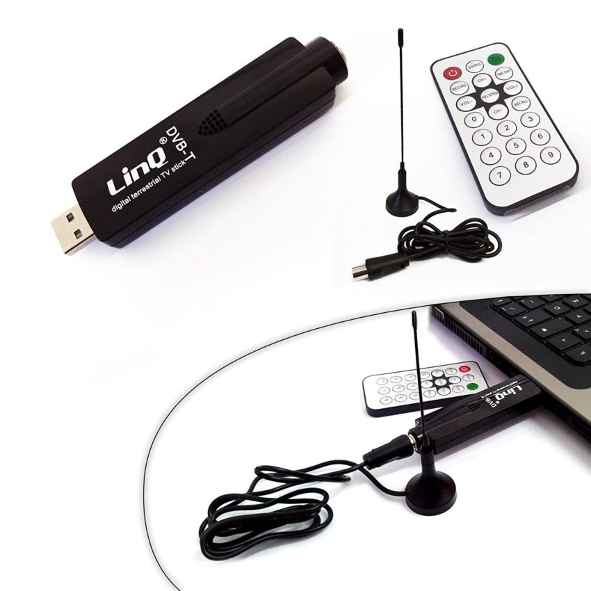 SINTONIZADOR TDT USB DVB-T PARA PC