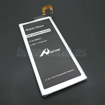 PARA SAMSUNG GALAXY S6 edge G925F BATERIA COMPATIBLE NUEVA DE 3.100 mAh 4.35V