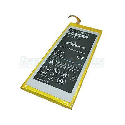 BATERIA HB3742A0EBC COMPATIBLE PARA HUAWEI ASCEND P6, ORANGE GOVA, P7 MINI 1