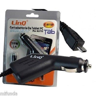 CARGADOR DE COCHE/CAMION MICRO USB PARA TABLET CAR/TRUCK 2A 12/24V QUICK CHARGER