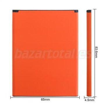 BATERIA BM42 DE 3100mAh PARA XIAOMI REDMI NOTE / HONGMI NOTE LI-ION BATTERY 1