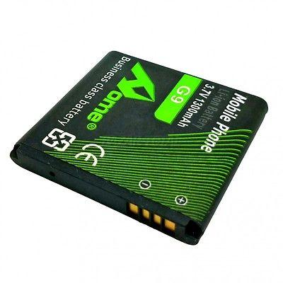 BATERIA PARA HTC G9 HD Mini T5555 Aria Gratia Liberty Photon LITIO-ION BATTERY 2