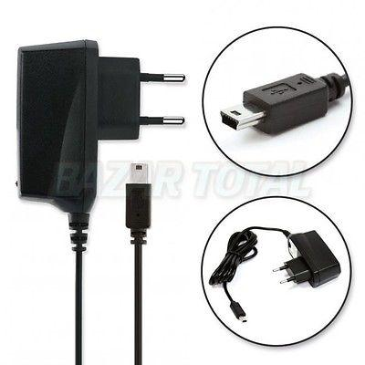 CARGADOR DE RED PARA MOTOROLA MINI USB VARIOS MODELOS TRAVEL CHARGER