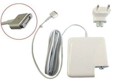 CARGADOR PARA APPLE MACBOOK/MACBOOK PRO 60W 16.5V 3.65A 5 PIN MAGNETIC MAGSAFE 2 1
