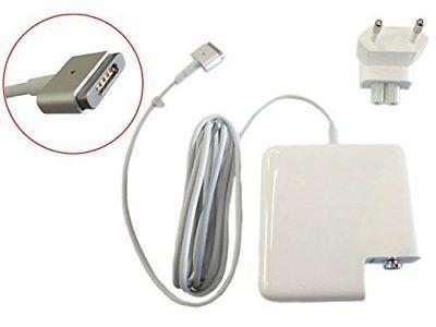 CARGADOR PARA APPLE MACBOOK/MACBOOK PRO 60W 16.5V 3.65A 5 PIN MAGNETIC MAGSAFE 2 1