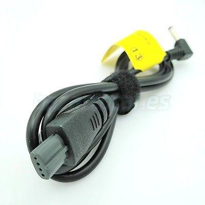 CABLE DE CORRIENTE Aome® Nº13 PARA PORTATIL HP / COMPACT PIN DE 4.0x1.7mm 2