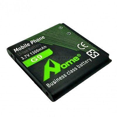 BATERIA PARA HTC G9 HD Mini T5555 Aria Gratia Liberty Photon LITIO-ION BATTERY 1