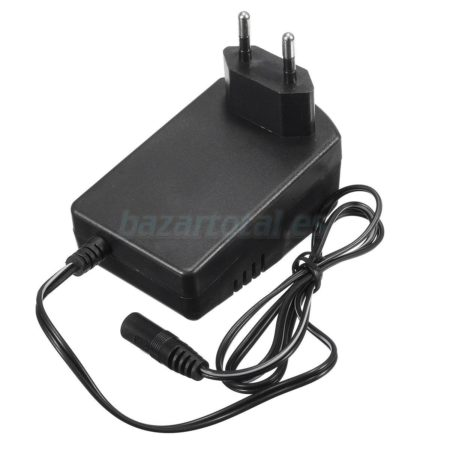 ALIMENTADOR UNIVERSAL DE RED 6 PIN+USB PARA 3/4.5/6/7.5/9/12V 30W POWER SUPPLY 1