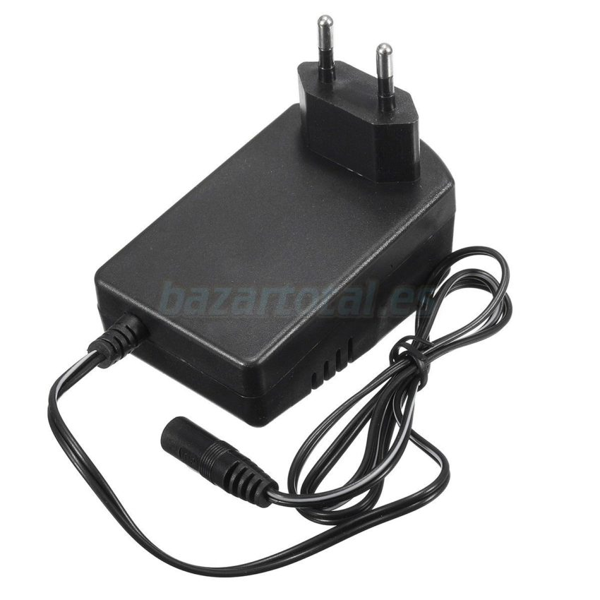 ALIMENTADOR UNIVERSAL DE RED 6 PIN+USB PARA 3/4.5/6/7.5/9/12V 30W POWER SUPPLY 1