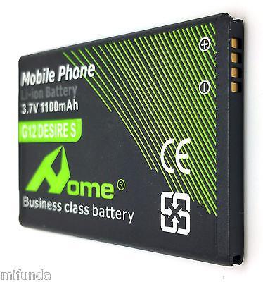 BATERIA PARA HTC DESIRE S INCREDIBLE S G12 BA S520 BA S530 S710E LI-ION BATTERY