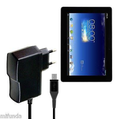 CARGADOR RAPIDO PARA ASUS MEMO PAD FHD 10 ME302C MICRO USB 10W 2 A QUICK CHARGER