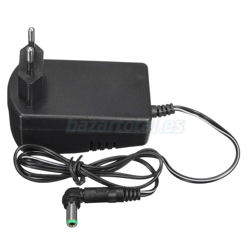 ALIMENTADOR UNIVERSAL DE RED 6 PIN+USB PARA 3/4.5/6/7.5/9/12V 30W POWER SUPPLY 3