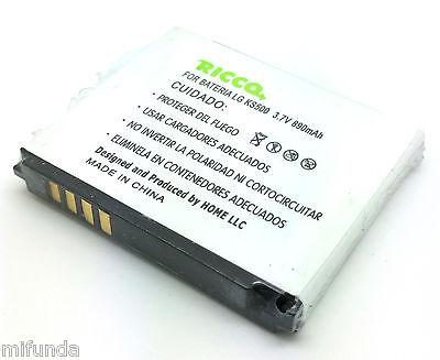 BATERIA COMPATIBLE LGIP-470A PARA LG KS500 Li-ion BATTERY 3