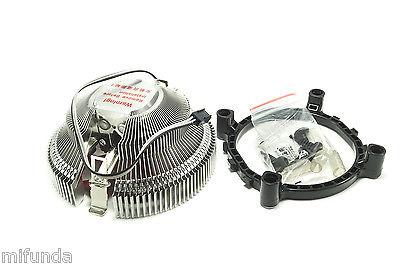 DISPADOR+VENTILADOR PARA PC CPU SOCKET 775 1156 AM2 AM2+ AM3 CPU FAN COOLER 1
